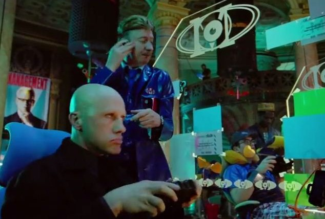 The Zero Theorem Fan Site - Movie Review / Images ...